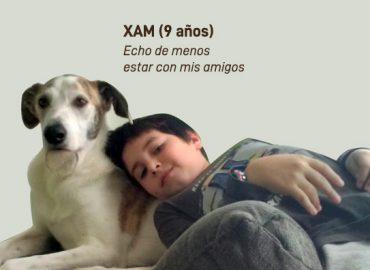infancia en cuarentena por Cristina Sahuquillo